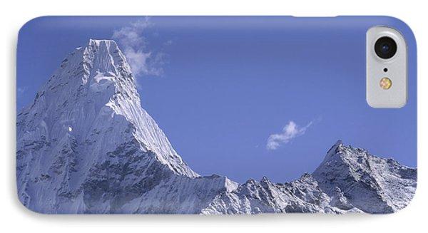 Ama Dablam Nepal Phone Case by Rudi Prott