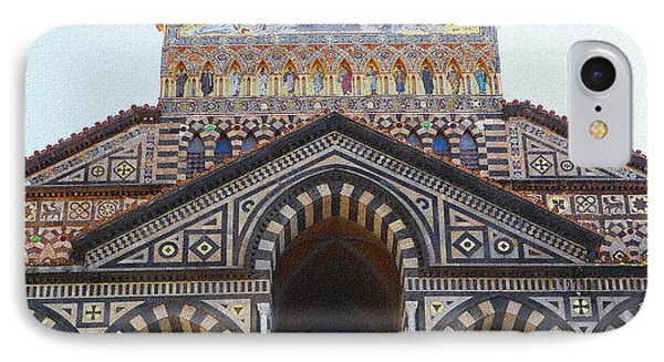Amalfi Cathedral Italy  IPhone Case