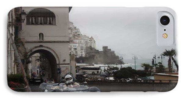 Amalfi Drive IPhone Case