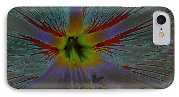 Amaryllis Colors Phone Case by D Hackett