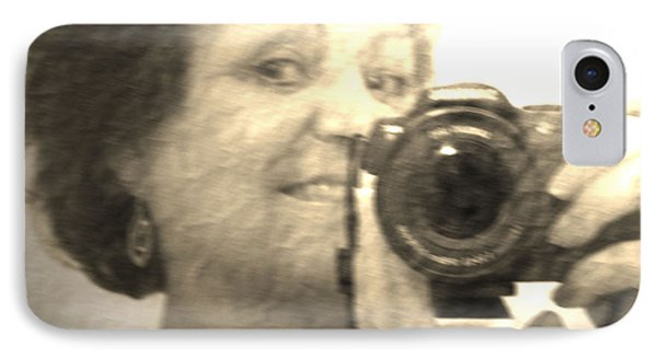 IPhone Case featuring the photograph Amateur 2 by Maria  Disley