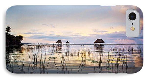 Amazing Bay Sunset IPhone Case by Yuri Santin