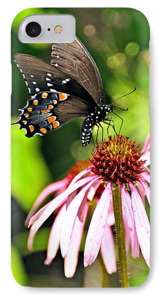 Amazing Butterfly Phone Case by Marty Koch