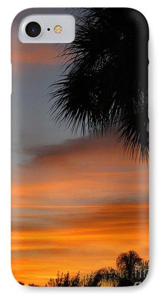 Amazing Sunrise In Florida IPhone Case