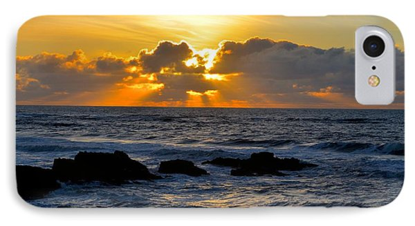 IPhone Case featuring the photograph Amazing Sunset by Alex King