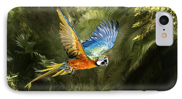 IPhone Case featuring the photograph Amazon Beauty by Brian Tarr