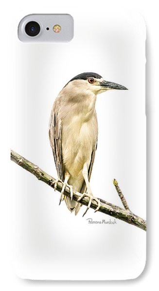 Amazonian Heron IPhone Case