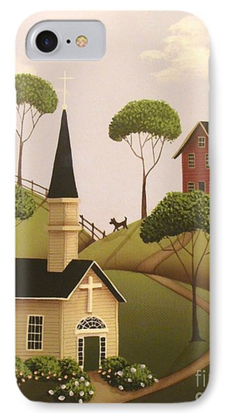 Amber Hills Phone Case by Catherine Holman