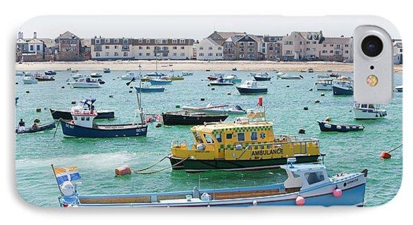 Ambulance Boat IPhone Case