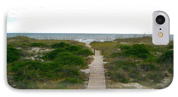 Amelia Island Beach IPhone Case