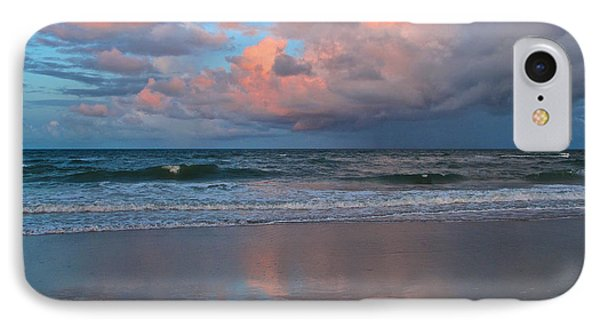 IPhone Case featuring the photograph Amelia's Sunset by Paula Porterfield-Izzo