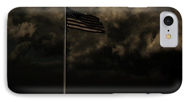 IPhone Case featuring the photograph America....... by Jessica Shelton