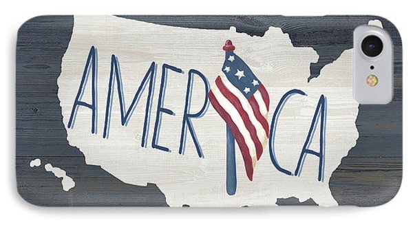 America IPhone Case