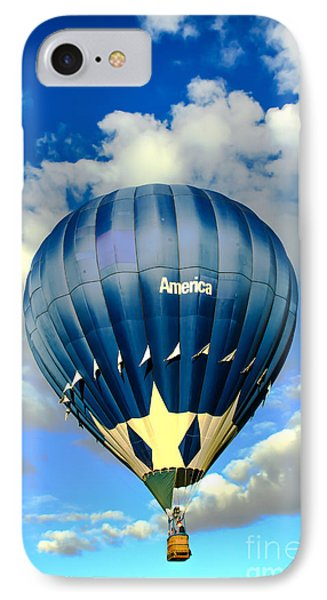 America IPhone Case by Robert Bales