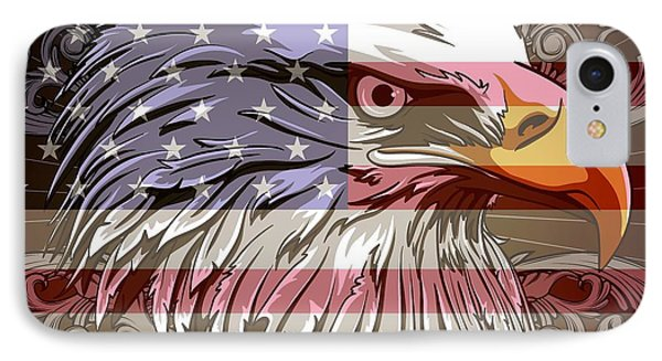 America The Beautiful Phone Case by Stanley Mathis
