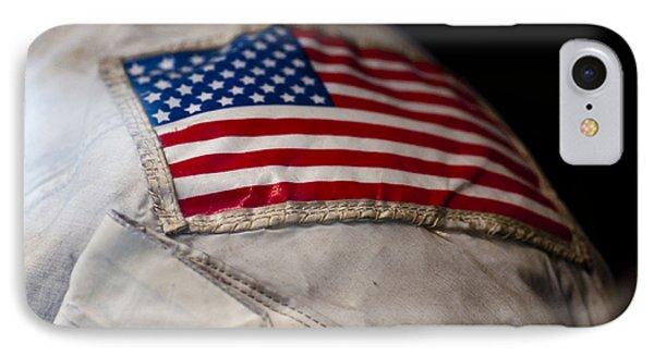 American Astronaut Phone Case by Christi Kraft