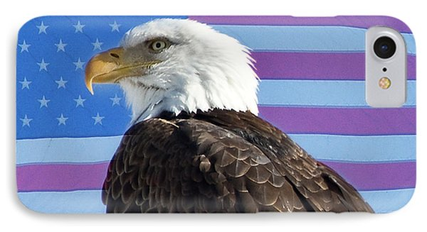 American Bald Eagle 2 IPhone Case by James BO  Insogna