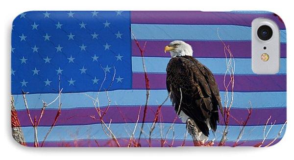 American Bald Eagle 3 IPhone Case