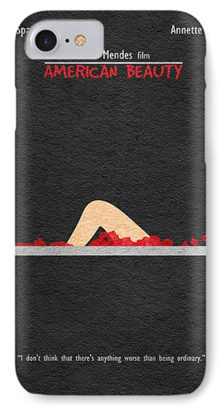 American Beauty IPhone Case by Ayse Deniz