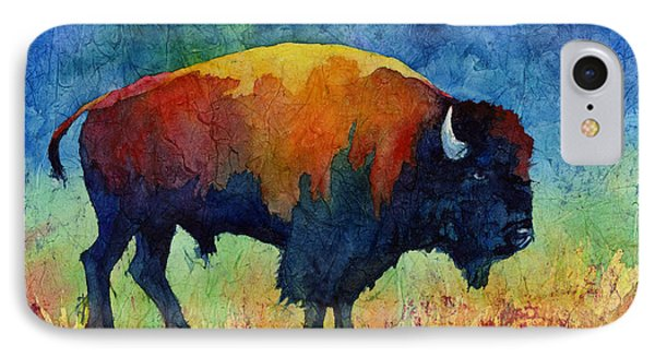 American Buffalo II IPhone Case by Hailey E Herrera