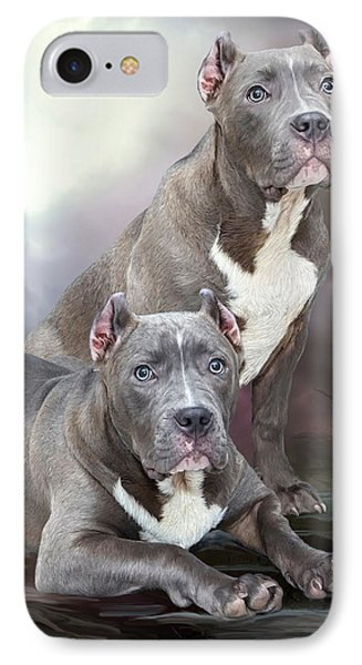 American Bully IPhone Case