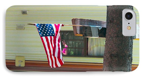 American Culture Phone Case by Dean Drobot