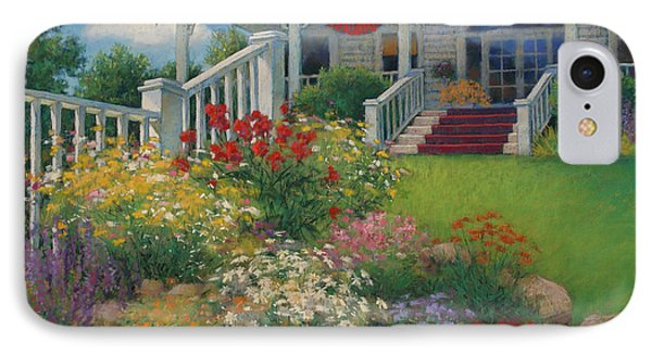 American Garden Phone Case by Sharon Will