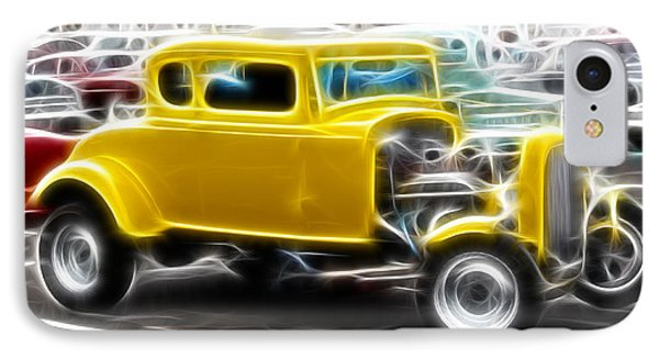 American Grafitti Coupe IPhone Case