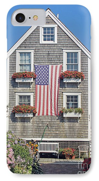 American Harbor House IPhone Case