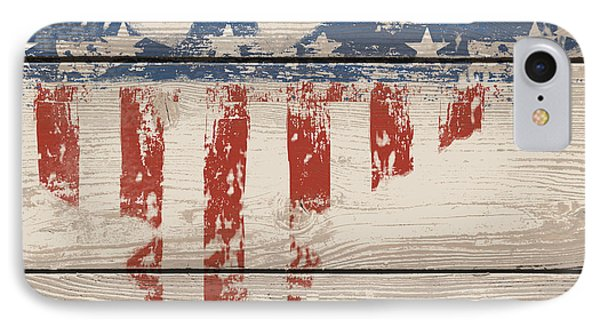 American IIi - Strength IPhone Case by Gail Fraser