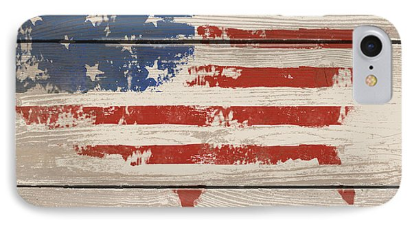 American IIi - Union IPhone Case by Gail Fraser