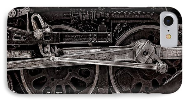 IPhone Case featuring the photograph American Iron by Ken Smith