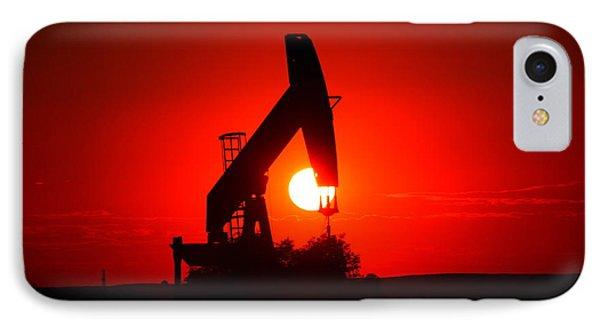 American Oil IPhone Case