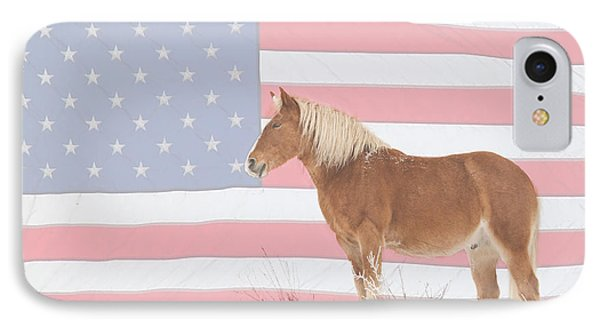 American Palomino IPhone Case by James BO  Insogna