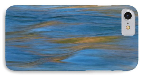 American River Abstract IPhone Case by Sherri Meyer