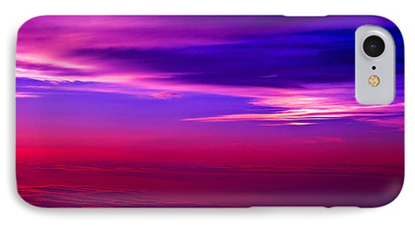 IPhone Case featuring the photograph American Sky by Adam Olsen