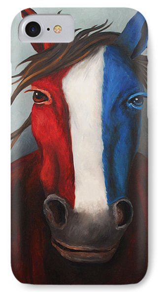 Spirit IPhone Case by Leah Saulnier The Painting Maniac
