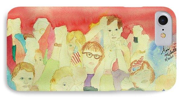 American Unity IPhone Case by Ann Michelle Swadener