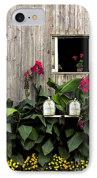 Amish Barn IPhone Case by Diane Diederich