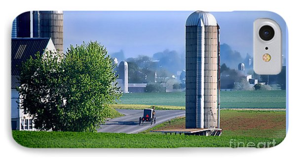 Amish Country  IPhone Case