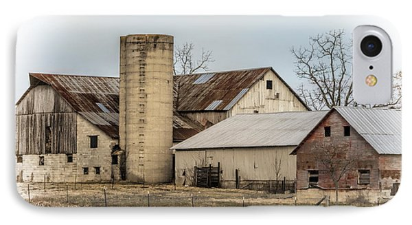 Amish Farm In Etheridge Tennessee Usa Phone Case by Kathy Clark
