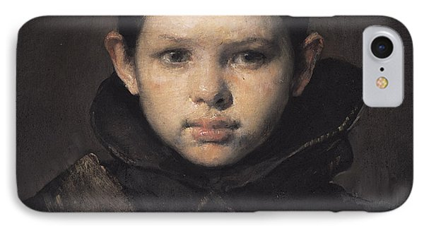 Amo IPhone Case by Odd Nerdrum