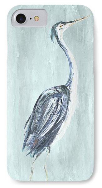 Among The Blue II IPhone Case by Julie Derice