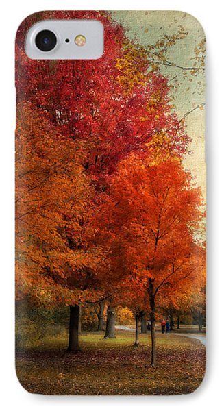 Among The Maples Phone Case by Jessica Jenney