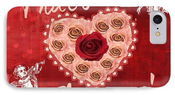 Amore Valentine IPhone Case