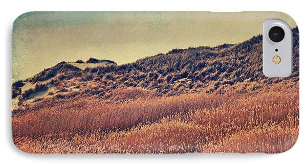 Amrum Dunes IPhone Case by Angela Doelling AD DESIGN Photo and PhotoArt