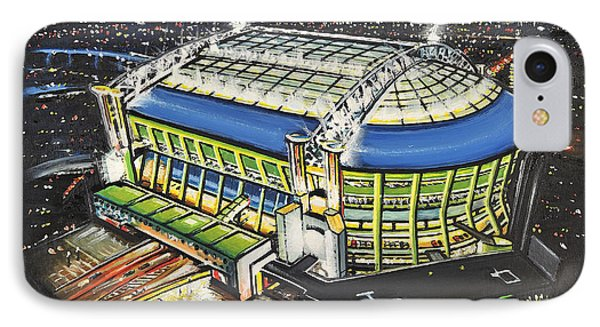 Amsterdam Arena - Ajax IPhone Case by D J Rogers