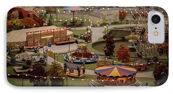 Amusement Park Phone Case by Carl Engman
