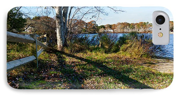 An Afternoon At Long Pond IPhone Case by Michelle Wiarda