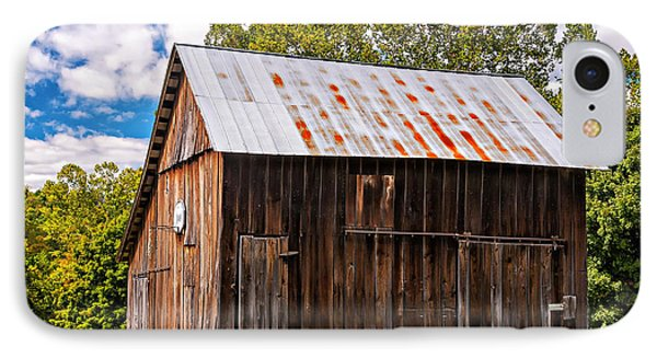 An American Barn 2 IPhone Case